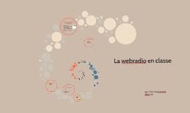 La webradio en classe