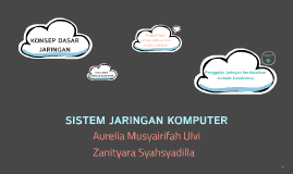 SISTEM JARINGAN COMPUTER