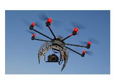 Utilización de drones