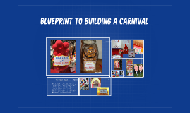 Blueprint to building a carnival
