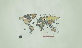 Copy of El mundo después de la primera guerra mundial