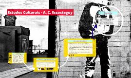 Estudos Culturais - A. C. Escosteguy