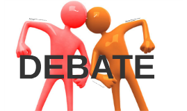 Head to Head Debate (8th Grade)