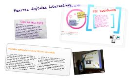 Copy of Pizarras Digitales Interactivas