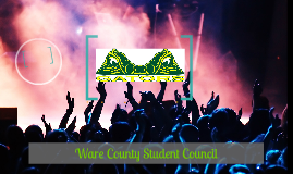 Ware County Student Council
