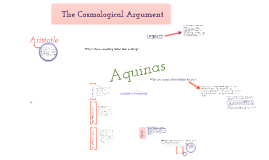 Copy of The Cosmological Argument