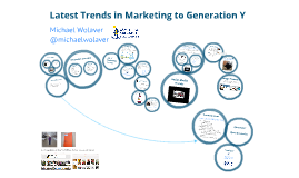 ACAC Latest Trends in Marketing to Generation Y