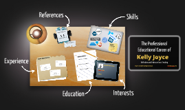 Desktop Prezumé For Level II Certification by Kelly Joyce