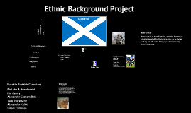 Ethnic Background Project