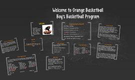 Welcome to Orange Basketball 2016/2017 Season!
