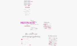 Motivatie in behandeling