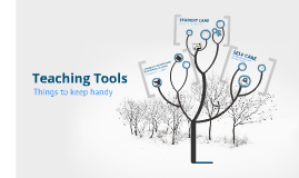 Teaching Tools, by Renata & Daniel