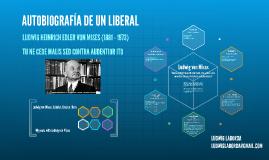 Ludwig von Mises (versión corta)