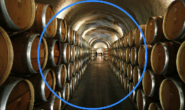 Wine Barrel Template