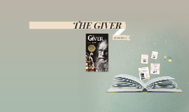 Copy of THE GIVER by Lois Lowry