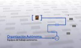 Organización Autónoma