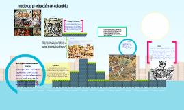 Copy of MODO DE PRODUCION EN COLOMBIA