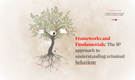 frameworks and fundamentals in IP