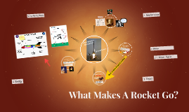 What Makes A Rocket Go?