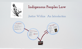 Intro:  Indigenous Legal Traditions