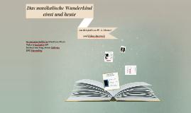 Copy of Das musikalische Wunderkind einst und heute