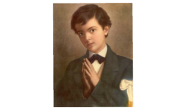 Domingo Savio (Un simpático santo)