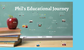 Copy of Phil's Educational Journey