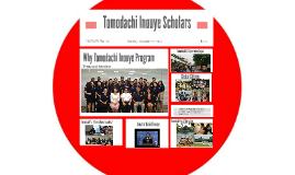 Tomodachi Inouye Scholars