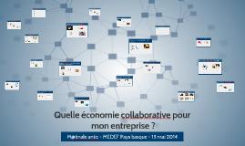 Quelle économie collaborative pour mon entreprise ?