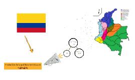 Evolución de la politica turistica en Colombia