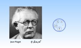 professor Jean Piaget