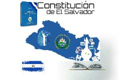 Constitución de El Salvador