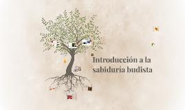 Introducción a la sabiduría budista