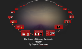The Power of Literacy Devices in Night