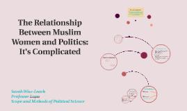 Muslim Women and Politics