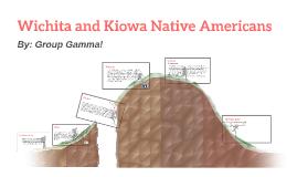 Wichita and Kiowa Native Americans