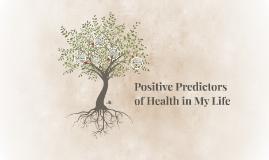 Positive Predictors