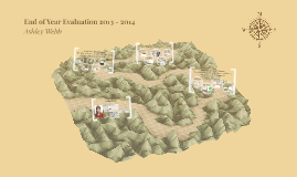 End of Year Evaluation 2013-14: Ashley Webb