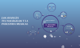 Copy of LA  INDUSTRIA MUSICAL