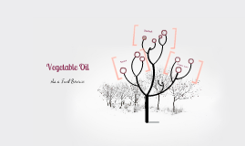 Vegetable Oil As A Fuel Source