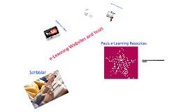 Herramientas TIC - eLearning Tools