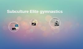 Elite gymnastic