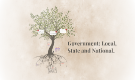Government: Local, State and National.