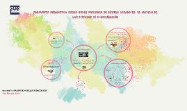 Propuesta formativa: Curso sobre violencia de género basado en el modelo pedagógico de las 5 etapas de e-moderación