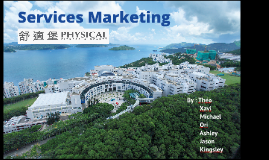 Services marketing HK