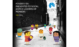 Poverty 101 - Social Justice Leadership