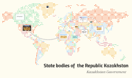 State institutes of  the Republic Kazakhstan