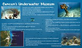 Cancun's Underwater Museum