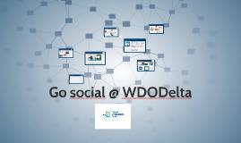 Get social @ WDODelta