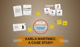 KARLA MARTINEZ: